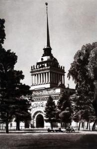 Адмиралтейство. башня (арх. Захаров А.Д.)