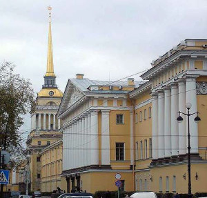 Захаров А. Адмиралтейство